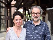 Artistic Director Stefanie Carp and Artiste associé Christoph Marthaler