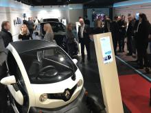 Renault Täby smygpremiär 15 feb