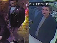 Two people police would like to speak to re: Islington assault