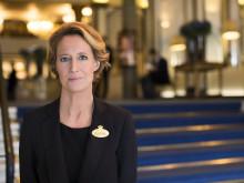 Grand Hôtel's security manager Jeanette Lesslie assigned Risk Management Scholarship 2013.