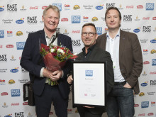 Löfbergs vinnare i Fast Food Awards