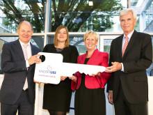 Neubau des Kinder-UKE in Hamburg feierlich eröffnet