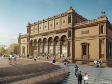 ZÜBLIN modernisiert die Hamburger Kunsthalle