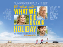 What will you do on your holiday? Be inspired by Billy Connolly and David Tennant's new film