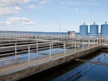 NSVAs största reningsverk, Öresundsverket i Helsingborg