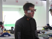 Gotlandsstudent guldhopp på Student-VM i skytte i Förenade Arabemiraten