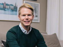 Erik Segerborg, produktchef Hemnet