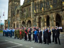 Royal British Legion chooses Rochdale Council as role model for its commitment to its Armed Forces work