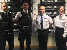 BWV launch in East Area Command