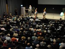 Lyckad första dag av nationella Släktforskardagarna i Umeå