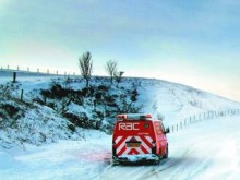 RAC issues advice to motorists as short 'Arctic blast' arrives