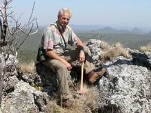 Årets geolog från bigbang till senior