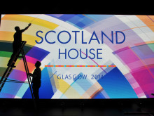Scotland House welcomes the world