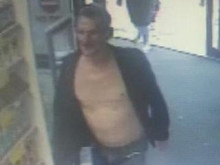 Unidentified man - Leytonstone