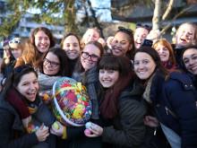 Bli med på påskeegg-jakt på Kringsjå Studentby