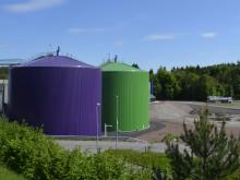 Mer grønn gass endrer drivstoffmarkedet i Vestfold og Telemark