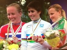 Ingrid Sofie Bøe Jacobsen med VM sølv på sprint 2015