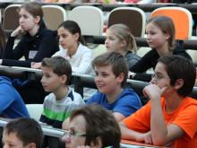 Tag der Naturwissenschaften der Leistungs- und Begabtenklassen 6 aus der Region Dahme-Spreewald und Teltow-Fläming