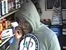 Appeal following commercial robbery