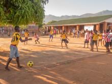 Ramblers Worldwide Holidays Scores Winning Goal in Malawi
