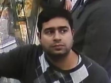 Image of man police want to identify