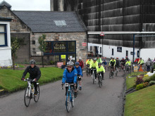 Glen Moray bike ride 2016