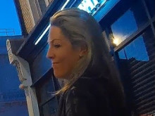 Appeal to identify woman after mini-cab damaged