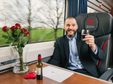 Who will you choo-choo-choose on the Virgin Trains love train?