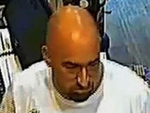 Image of man sought after drugs found