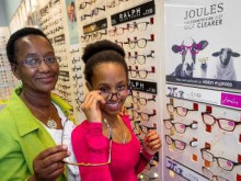 ​Vision Express Market Harborough hosts Joules fun weekend to celebrate launch of new Joules eyewear collection