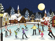 Christmas bonus in Rochdale