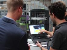 Kommissionier-Roboter bei FIEGE nehmen Arbeit auf