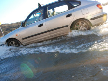 RAC issues advice for drivers contending with flooded roads