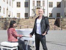 """Robert Wells och Johan Boding släpper rhapsody-låten """"Music"""" i sommar väntar slottsturné med """"Rhapsody In Rock""""!"""