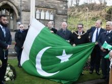 Flag-raising ceremony celebrates Pakistan Day