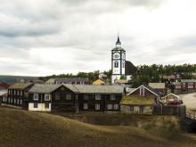 Großes Geburtstags-Konzert der Berliner Philharmoniker in Norwegens historischer Bergbaustadt Røros