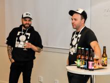 Bryggverket berättade om hur de brygger sina öl.