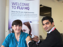Free flu vaccination to protect borough's residents