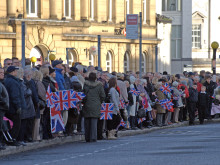 Fusiliers ready for homecoming parade in Rochdale