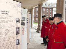 Post Office Commemorates First World War With Nationwide Touring Displays