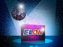 ELON's gift cards – an important marketing tool during the Eurovision.
