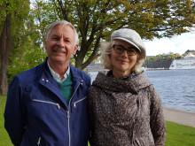 Marika Lagercrantz - Östersjöambassadör!