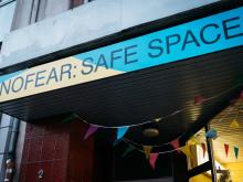 """""""Safe Space"""" der Jungen Triennale in Duisburg-Hochfeld eröffnet"""