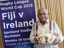 World Cup wonder – A Fijian dream come true for Rochdale resident