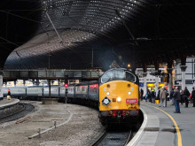 Annual charter trains raises in excess of £10k for charity