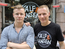 Kalf & Hansen KRAV-märker sina restauranger