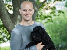 Noa and the dog Rawa