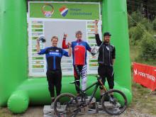 Moland og Blom Johansen vinner på Voss