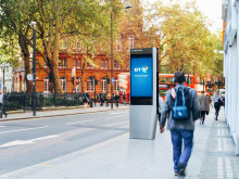 Free ultrafast Wi-Fi, mobile charging, calls and local information coming to London