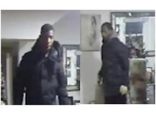CCTV issued of two suspects re: Chelsea burglaries